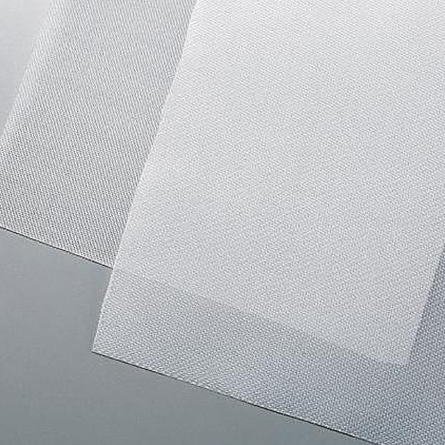 ポリエチレンメッシュ  目開き:158×212μ メッシュ:96×76 糸径:106×122μ