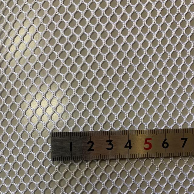スペーサーネット ナイロン 耐熱110℃|耐アルカリ性 丸目 #900 目開き:4.5×3.5mm 糸径:1.5/1.0mm 厚み:0.8mm サイズ:1200mm×1m