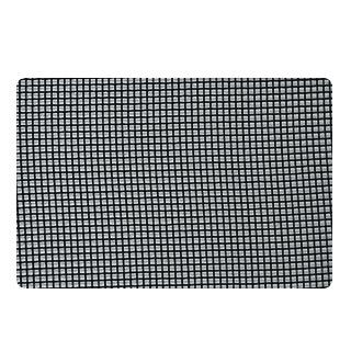サランスクリーン平織 B-24(黒色) 目開き:0.82mm メッシュ:24/24 線径:0.24mm サイズ:920mm×1m スクリーンメッシュ
