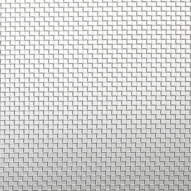 SUS304ステンレスメッシュ平織 目開き:0.405mm メッシュ:40 線径:0.23mm サイズ:1000mm×1m 【メッシュ 金網 送料無料】