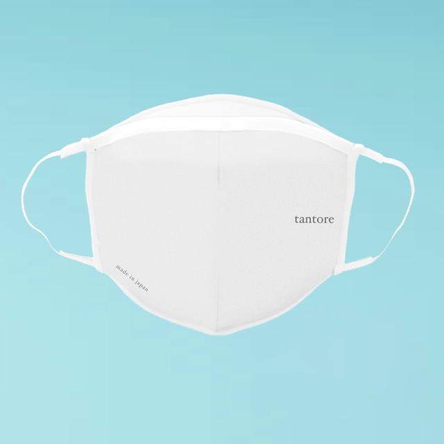 【限定販売 5/17~発送予定】 tantore備蓄高性能マスク プリントロゴver.