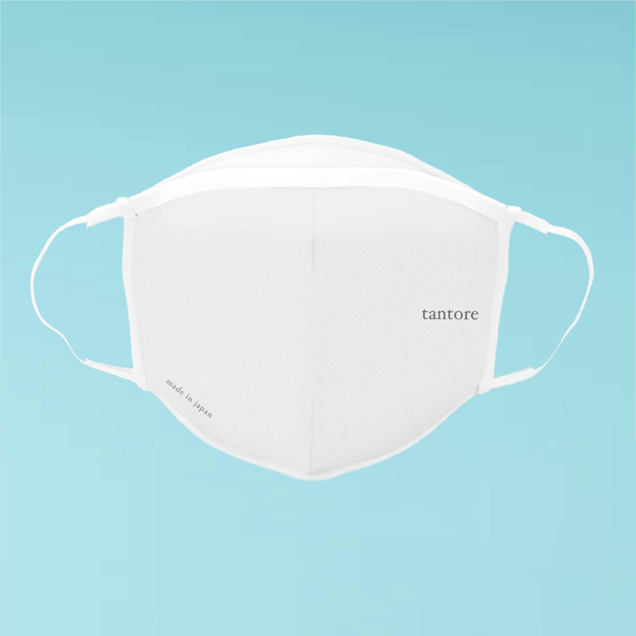 【限定販売 5/10~発送予定】 tantore備蓄高性能マスク プリントロゴver.