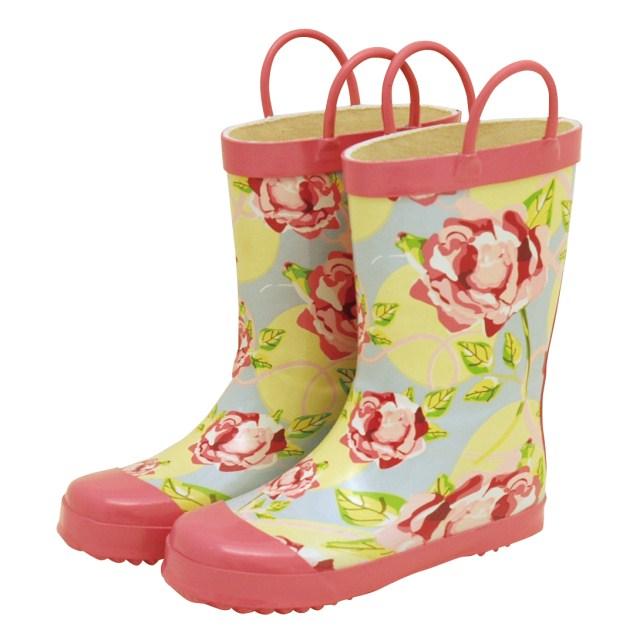マメールマディ 長靴 Rose