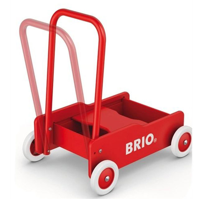BRIO 30479 ブロック50ピース手押し車