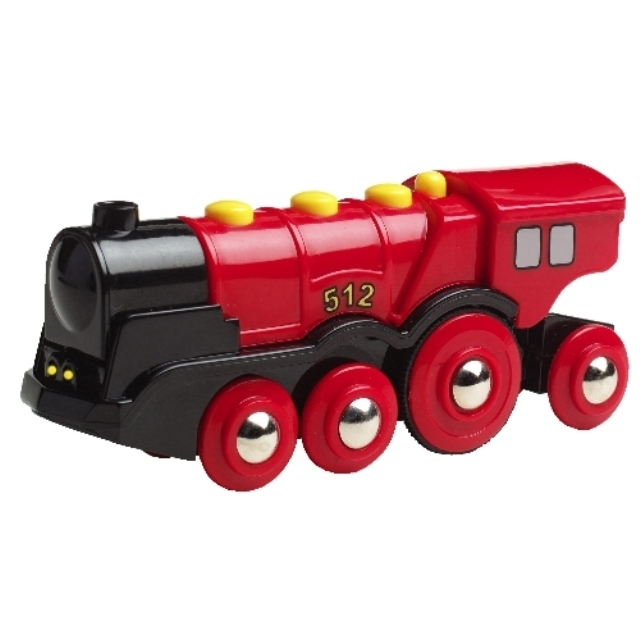 マイティーアクション機関車