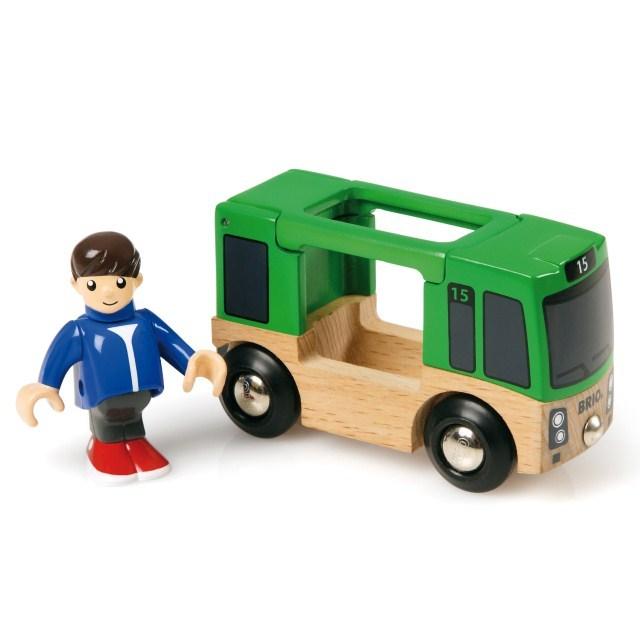 ブリオ バスと乗客