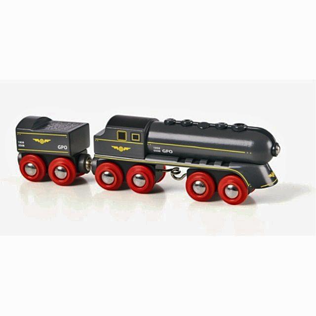 BRIO 黒い特急列車
