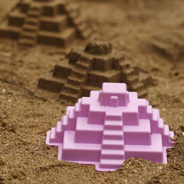 マヤピラミッド