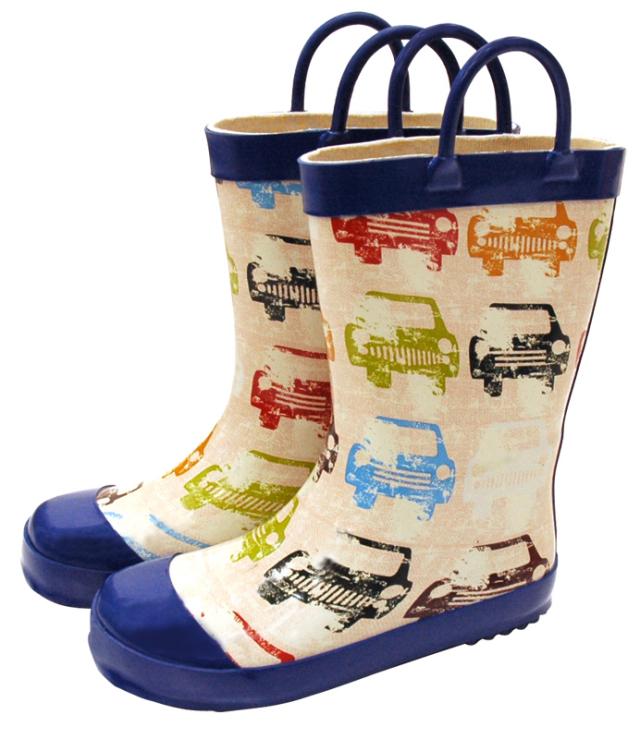マメールマディ 長靴