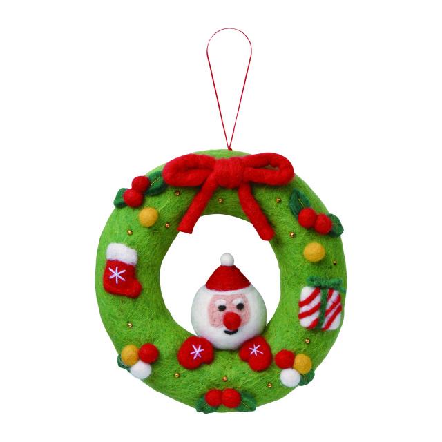 クリスマスリース