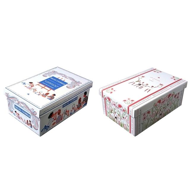 組立て式紙箱