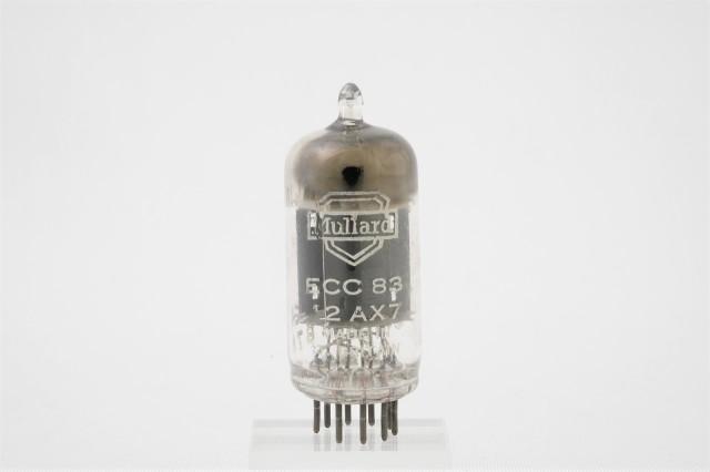 ECC83(12AX7A) Mullard 2本1組