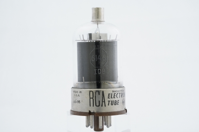6146 RCA 1本