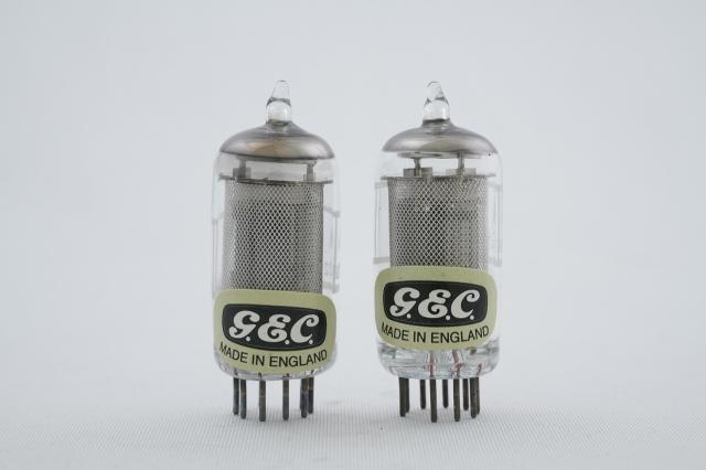 CV4085/EF86 GEC 2本1組