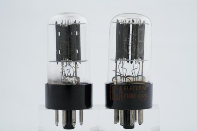 6SN7GTB RCA 2本1組