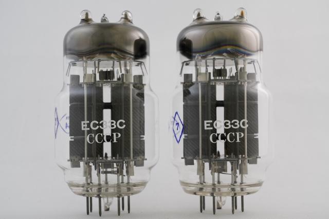 6C33C-B/EC33C CCCP マッチドペア
