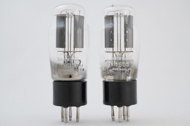 1805 PHILIPS MINIWATT 2本1組
