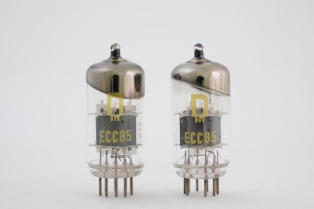 6AQ8/ECC85 RFT 2本1組