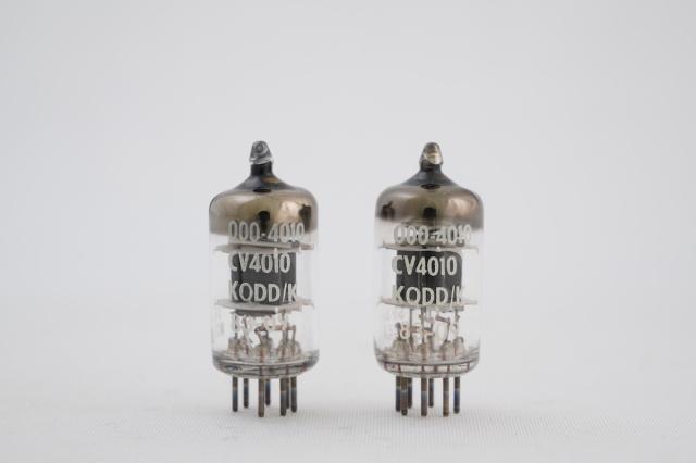 CV4010/6AK5 VALVE ELECTRONIC 2本1組
