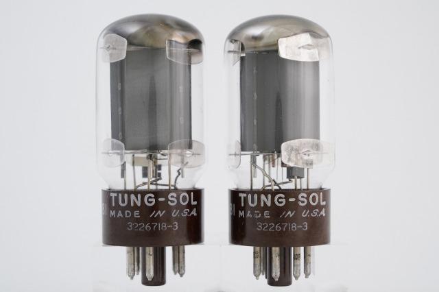 5881 Tung-sol マッチドペア