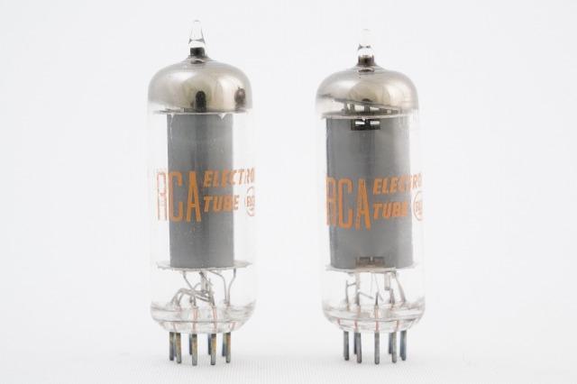 12AB5 RCA マッチドペア
