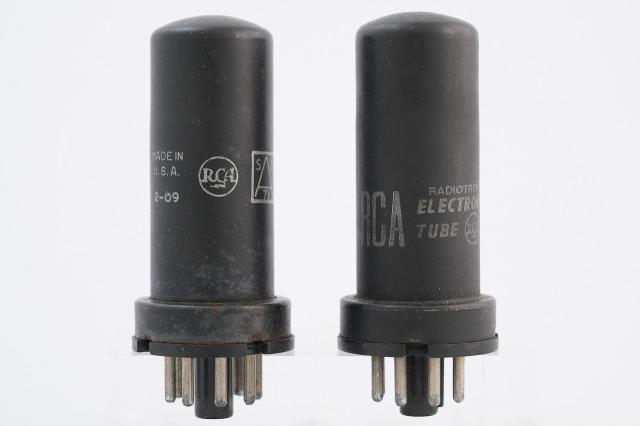 6AG7 RCA マッチドペア