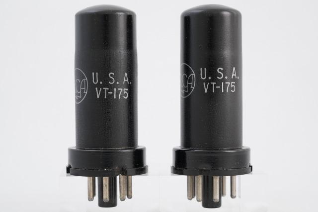 1613/VT175 RCA マッチドペア