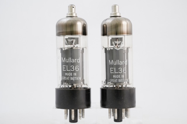 EL36 Mullard マッチドペア