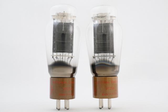 VT25A NATIONAL ELECTRONICS マッチドペア