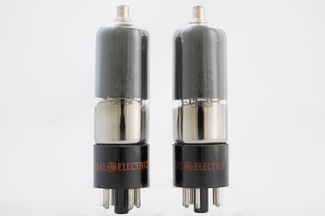 VT52/EL32(10E-11398) General Electric(GE) マッチドペア