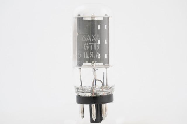 6AX4GTB General Electric(GE) 1本