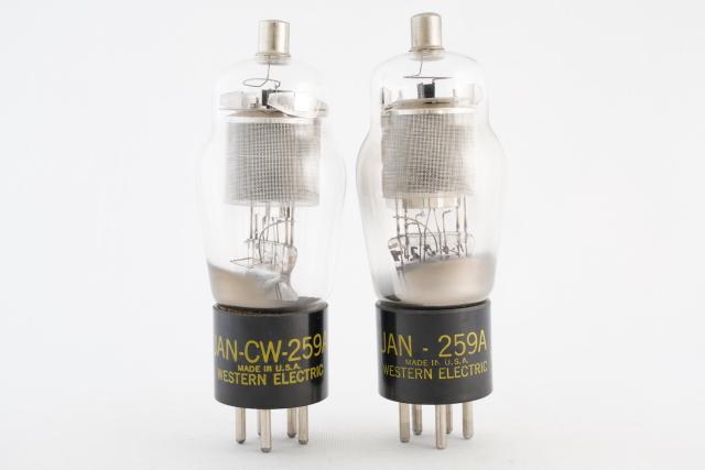 259A Western Electric 2本1組