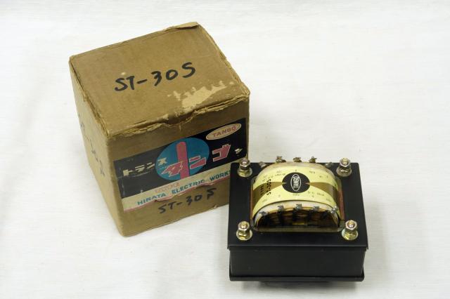 【さらにお値下げしました】ST-30S TANGO 電源