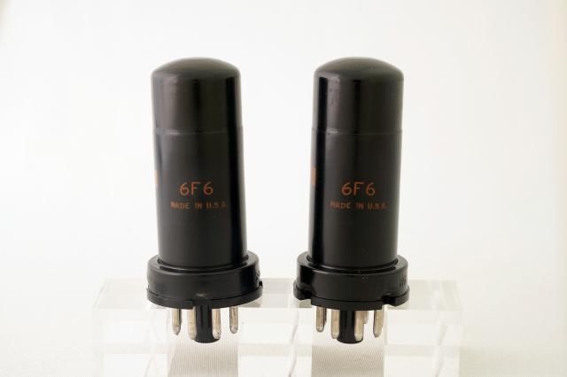 6F6 RCA マッチドペア