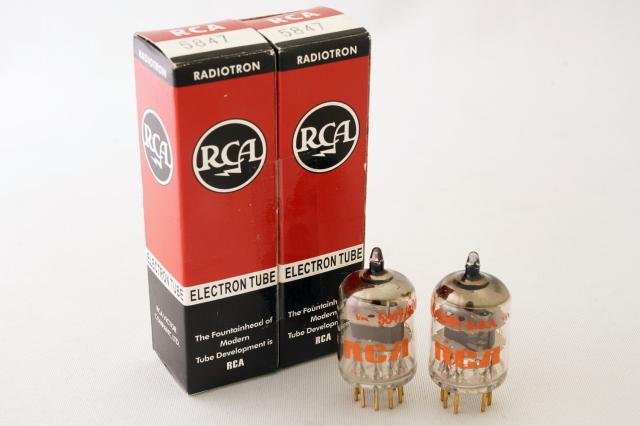 5847 RCA マッチドペア