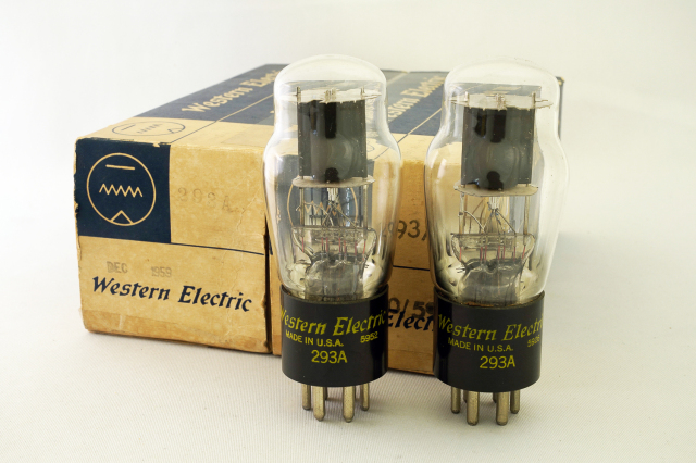 293A Western Electric マッチドペア