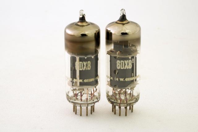 6DX8/ECL84 メーカー不明 マッチドペア