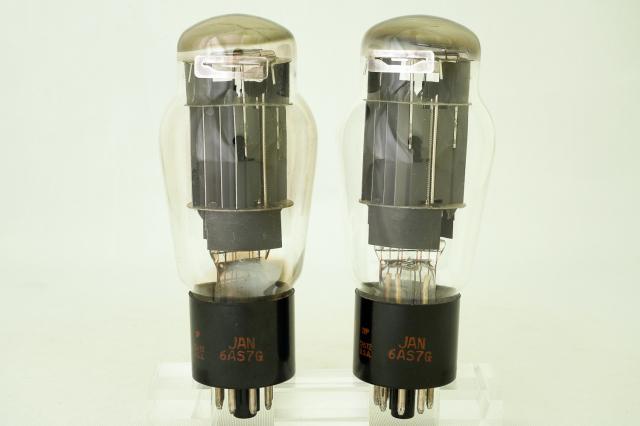 6AS7G RCA マッチドペア