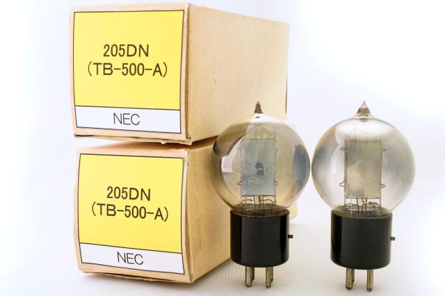 205DN (TB-500-A)NEC マッチドペア