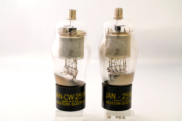 JAN-CW-259A Western Electric 2本1組
