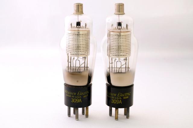 309A Western Electric 2本1組