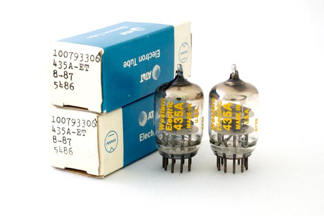435A Western Electric 2本1組