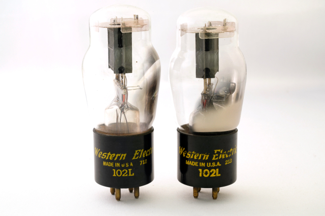 102L Western Electric 2本1組