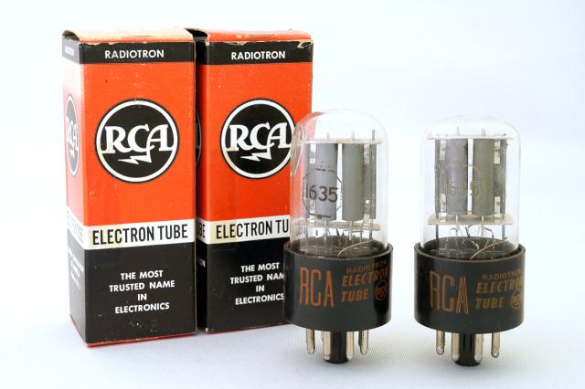 1635 RCA マッチドペア