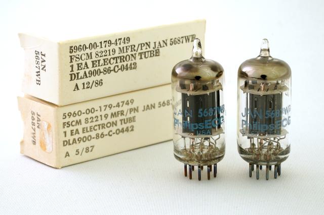 5687WB JAN-Philips ECG  2本1組
