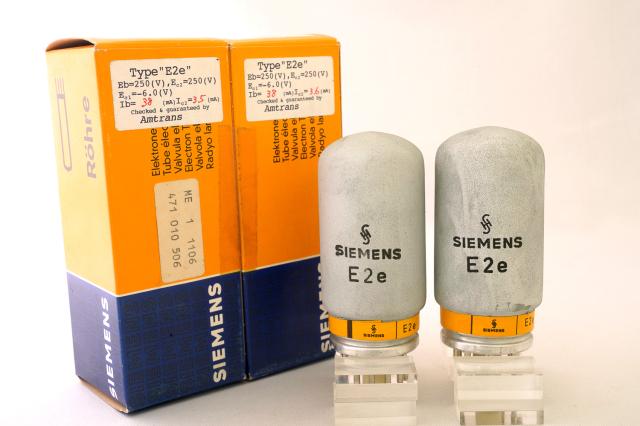 E2e Siemens マッチドペア