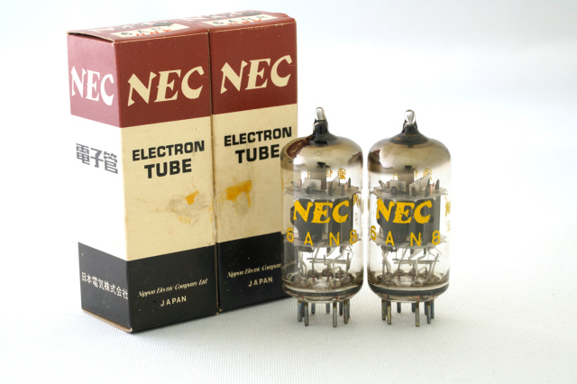 6AN8 NEC 2本1組