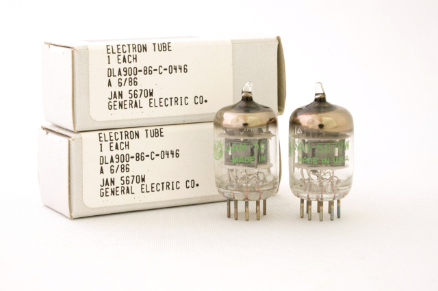 5670W JAN General Electric(GE)2本1組