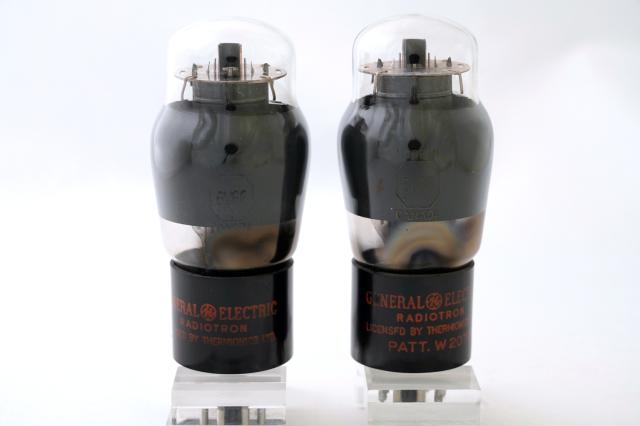 6V6G General Electric マッチドペア