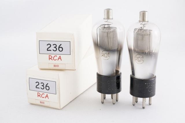 236 RCA ペア